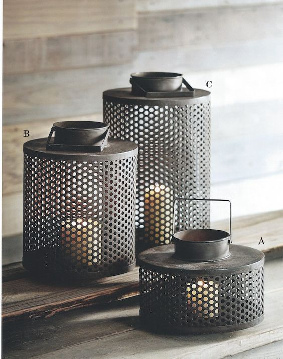 Roost Hoxton Lanterns or Tables