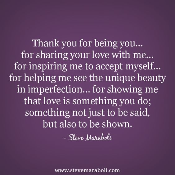 ... thank you mom and dad quotes thank you husband thank you for being you
