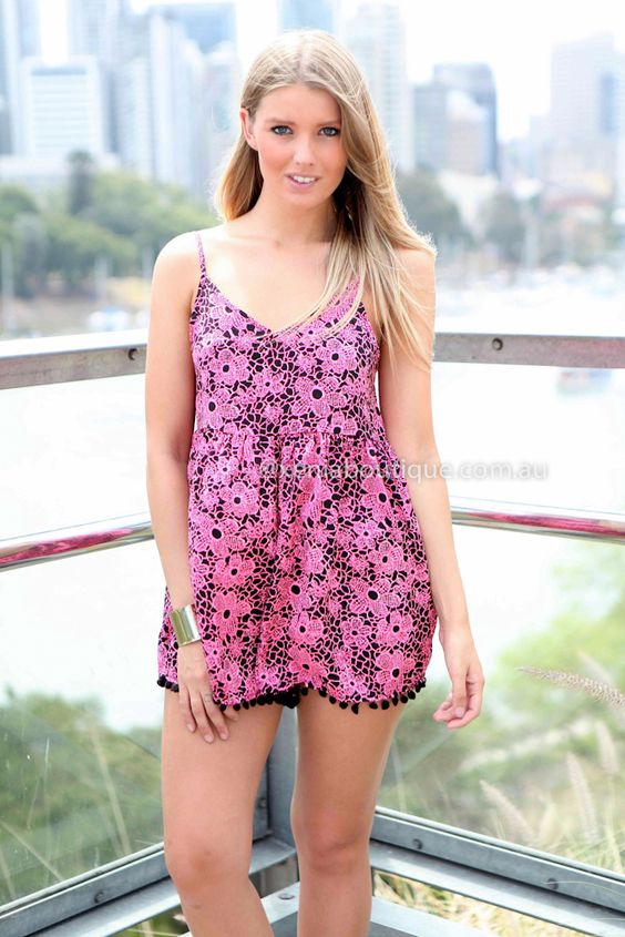 Perfect For You 2.0 Playsuit