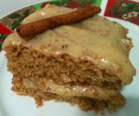 Bolo Indiano Surpreenda a sua família e amigos com esse bolo indiano, tem uma massa molhada, macia e que…