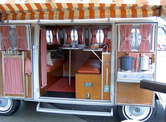VW Camper | Tom Donohue | Flickr