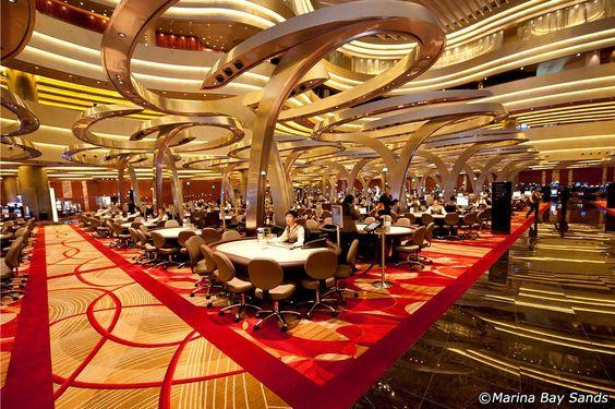 Marina Bay Sands xứng tầm tòa nhà đắt nhất thế giới.