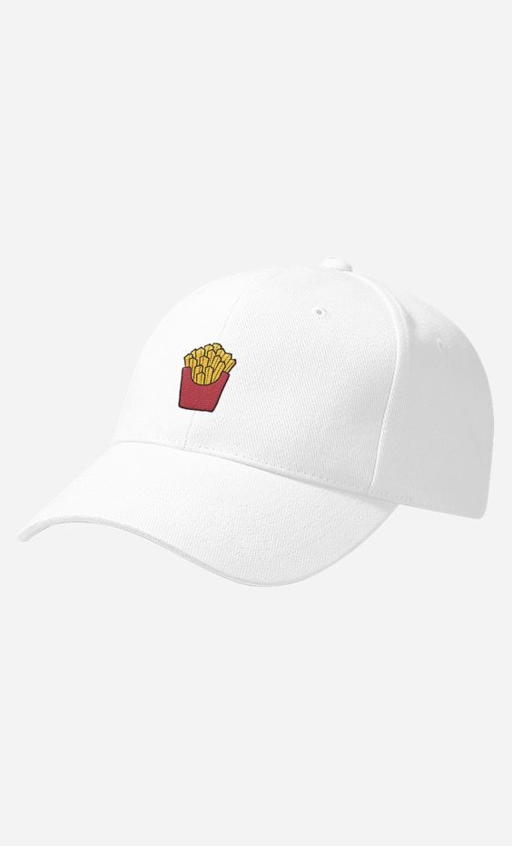 Casquette French Fries- Wooop.fr