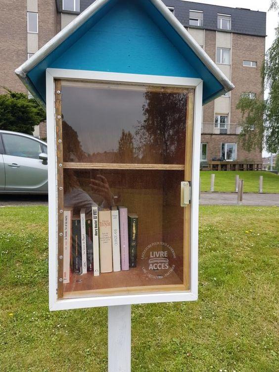 boîte à livres Andenne 5