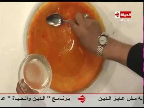 المطبخ الشيف يسري خميس طريقة عمل كنافة بالجبن النابلسية Al Desserts Food Pudding