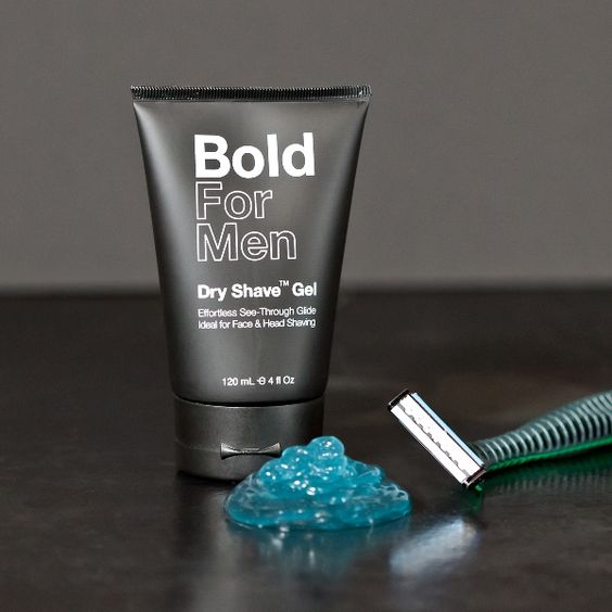 Buy it for your man, but be prepared to steal it for yourself. This shave gel is a hit with men and women.