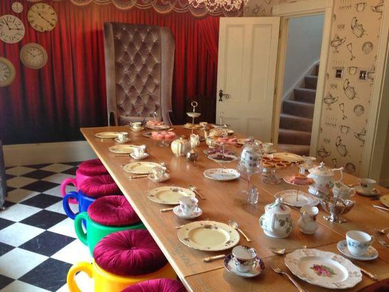 """Wonderland-house: un hotel inspirado en """"Alicia en el País de las Maravillas"""".:"""