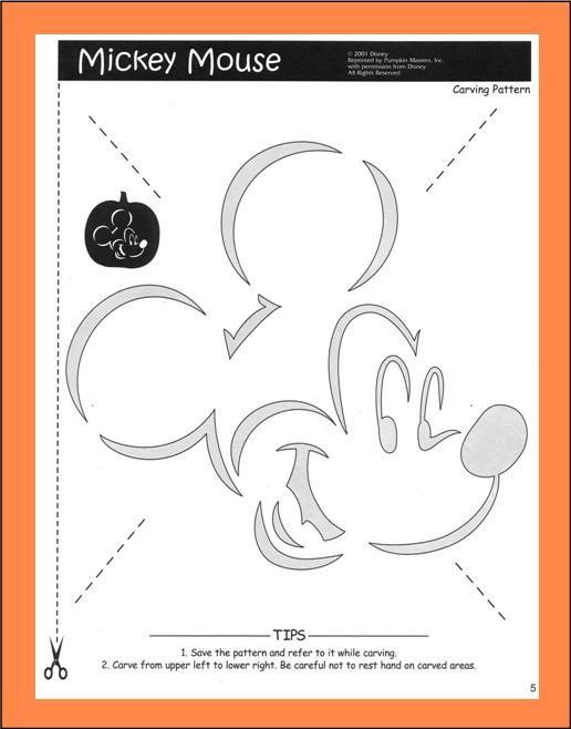 140 FREE Halloween Pumpkin Carving Patterns