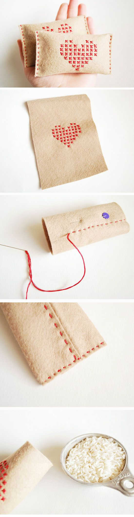 Cozy Hand Warmer   Handmade Valentines Day Gifts for Him