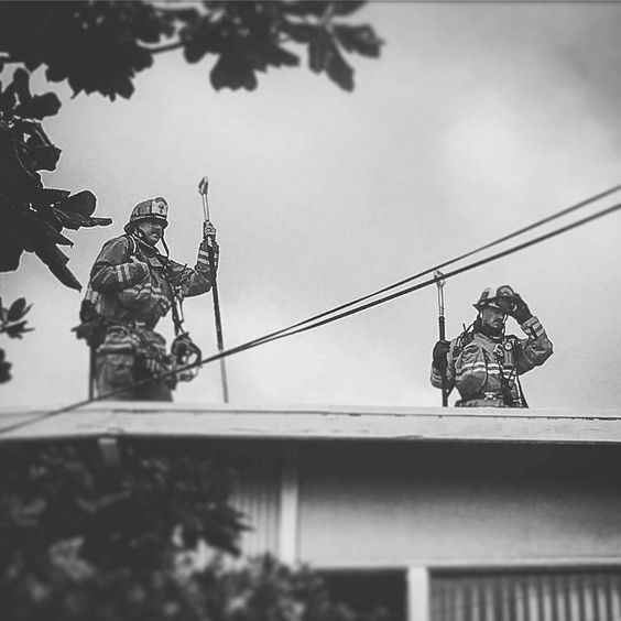 FEATURED POST  @redondobeachfirefighters -  Captain Brown and Firefighter Steelman on roof devision yesterday performing vertical ventilation. One of the most dangerous and technical jobs on the foreground and these men performed their task with precision! Great work! . CHECK OUT! http://ift.tt/2aftxS9 . Facebook- chiefmiller1 Snapchat- chief_miller Periscope -chief_miller Tumbr- chief-miller Twitter - chief_miller YouTube- chief miller  Use #chiefmiller in your post! .  #firetruck…