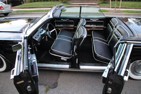 lincoln continental lincoln and convertible on pinterest. Black Bedroom Furniture Sets. Home Design Ideas