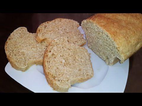 طريقة عمل توست دايت صحي و أفضل من الجاهز توست أسمر Toast Youtube Recipes Food Bread