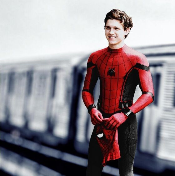 Image Result For Spiderman Tom Holland Wallpaper Marvel Geroi Chelovek Pauk