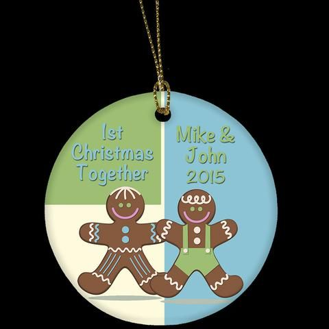 20 best Personalised Christmas Ornaments images on Pinterest