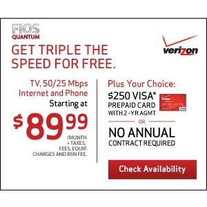 verizon fios digital voice cost