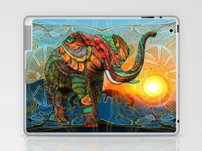 Elephant's Dream Laptop & iPad Skin by Waelad Akadan - $25.00