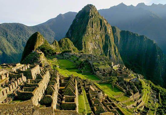 Leyenda De Machu Picchu Para Niños Resumen Una Leyenda Corta Wonders Of The World Peru Tours Picchu