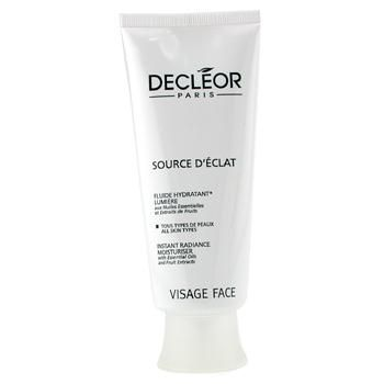Decleor Night Care, 100ml/3.3oz Source D' Eclat - Instant Radiance Moisturiser (salon Size) For Women