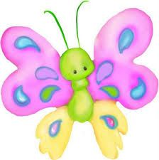 coloring clipart clip art flowers bugs art bugs easter spring clipart ...