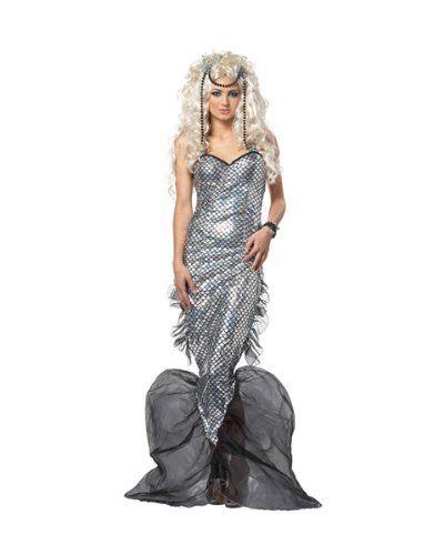 Womens Mystic Mermaid Adult Halloween Costume