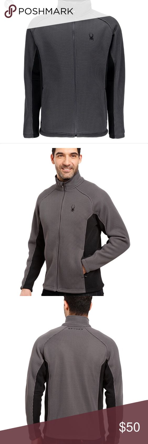 Spyder Foremost jacket In good condition heavy core spyder foremost jacket Spyder Jackets & Coats