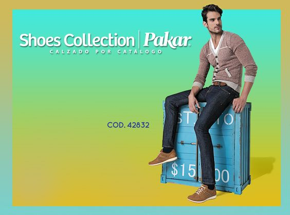 Junior Ferreira Shoes Collection Pakar Modelo Temporada Primavera Verano 2014.