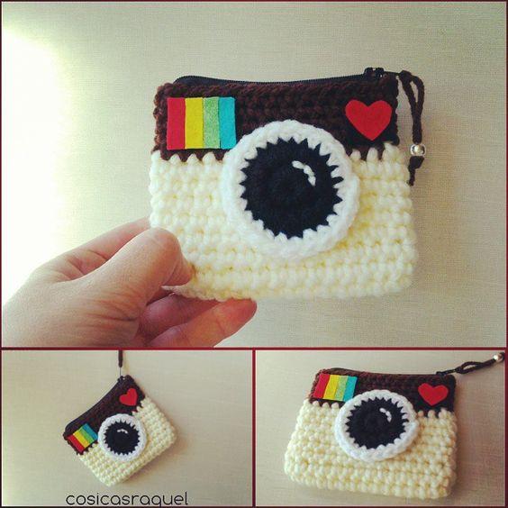 Otro monedero este ya tiene dueña #crochet #instagram #intaaddict #handmade #encargos #madewithlove #purse #photooftheday #love #cute #cosicasraquel #pedidosaqui #monedero #yarn #encargospersonalizados