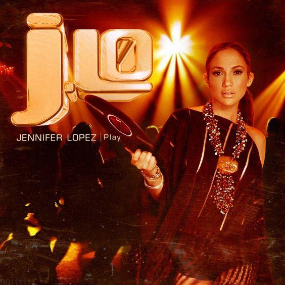 Jennifer Lopez – Play (single cover art)