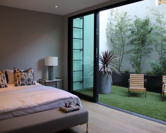 How To Adopt A Modern Minimalist House Design With 5 Simple Transformations Patio Interior Patio Design Apartment Patio