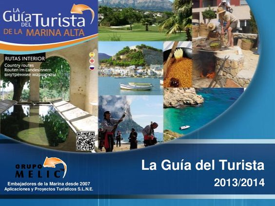 la-gua-del-turista-2013 by MK La Marina via Slideshare
