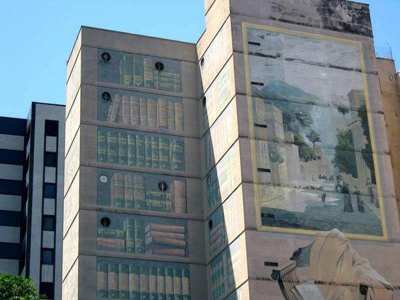 Mural en Rio de Janeiro
