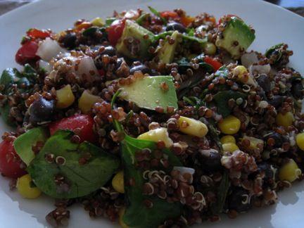 Quinoa Confetti Salad
