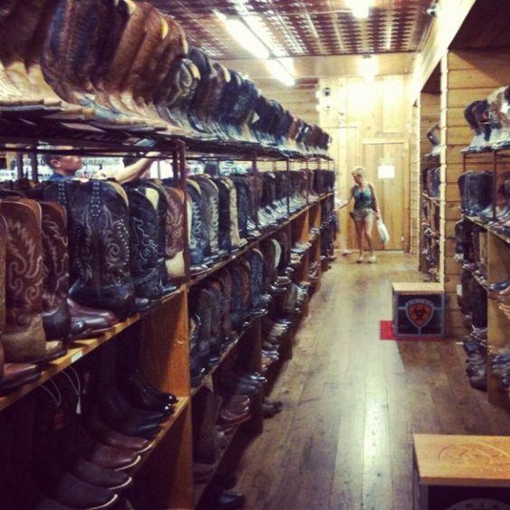Texas Shoe Store