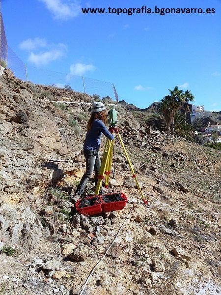 Levantamiento #topográfico. Gestión de la Propiedad #Catastro #Registro www.topografia.bgonavarro.es #topografo #topografia