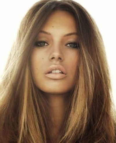 Ash Brown With Blond Highlights Best Hair Color For