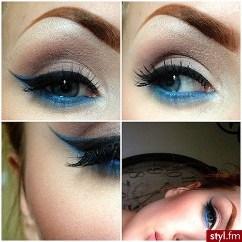 Going to try this look for today...I know I'm going to make an epic fail though x(