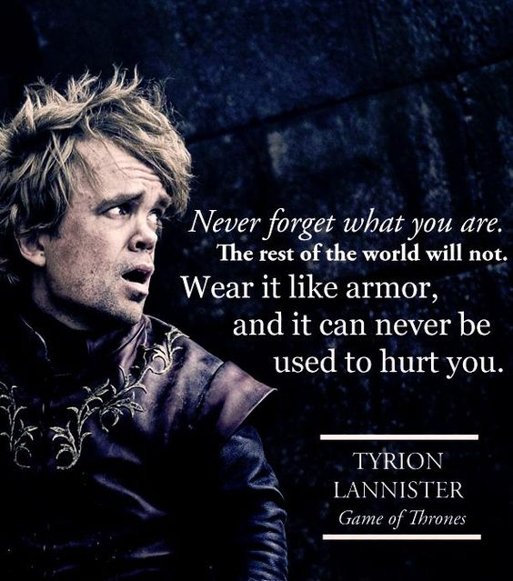 Tyrion Lannister (A Song of Ice and Fire) Game of Thrones