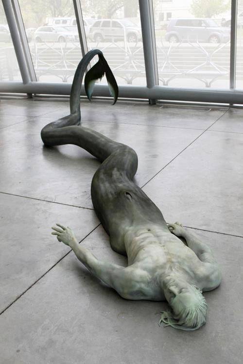 Magazine - Bizarre Sculptures by Cameron Stalheim