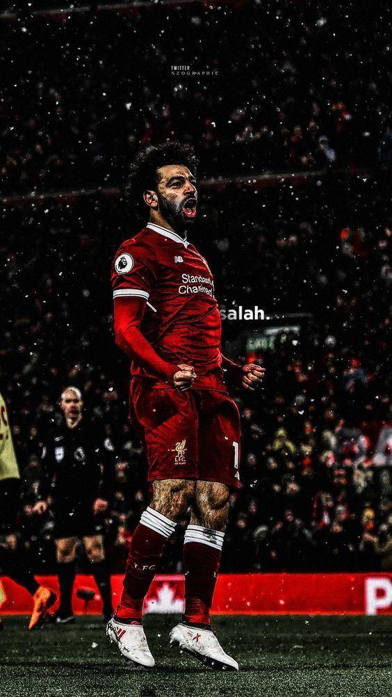 صور محمد صلاح 2019 اجمل خلفيات محمد صلاح عالية الجودة بدقة Full Hd للجوال وسطح المكتوب ولاب توب يسعدنا Mohamed Salah Liverpool Mohamed Salah Salah Liverpool