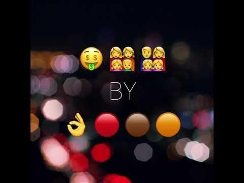 Guess The Rapper And Track By Emoji In 2020 Rapper Emoji Guess