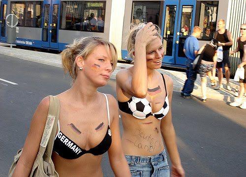 Sexy german women