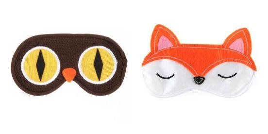 Fox and Owl eye-sleeps