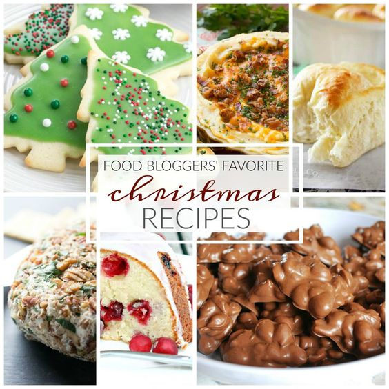 Food Bloggers' Favorite Christmas Recipes | A Dash Of Sanity