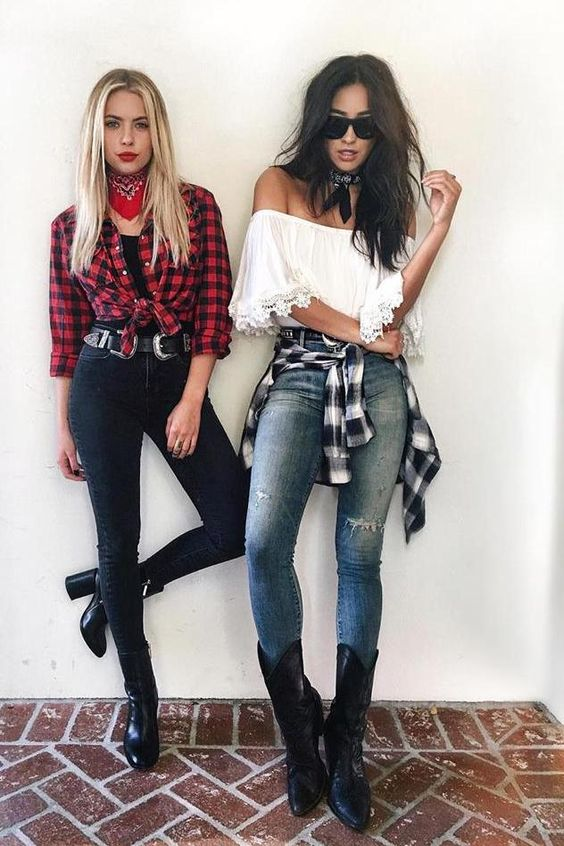Shay Mitchell wearing Lovers + Friends Love Me Top and Citizens of Humanity the Rocket Skinny Jeans in Stagecoach