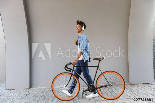 Man Walking Bike Google Search Bike