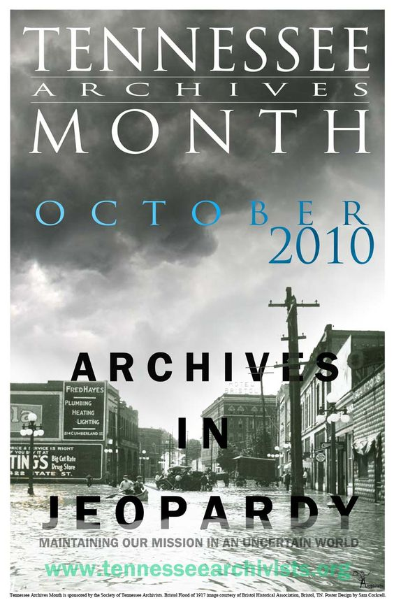 Archives Month 2010