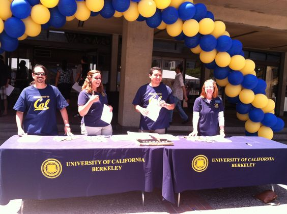 Transfer Student Welcome Reception: It's a beautiful day to welcome the newest Transfer admits
