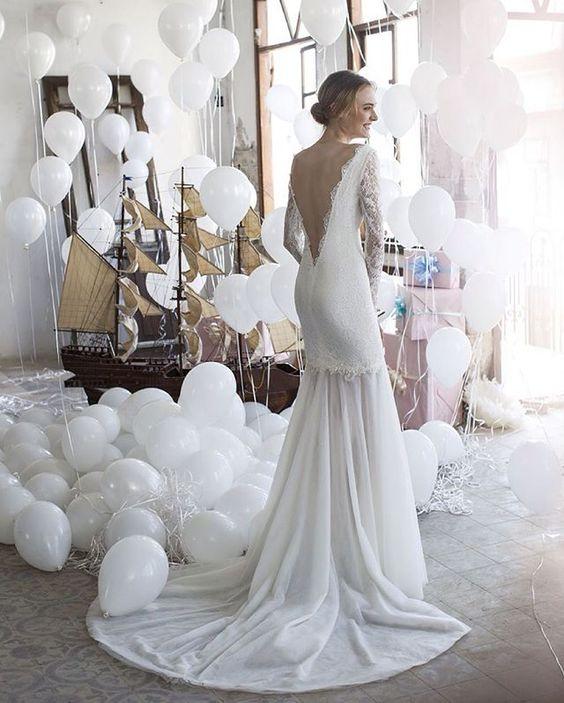 wedding dress from Noya Bridal 2016 | I take you - UK wedding blog #weddingdress #bridaldress #weddingdresses #NoyaBridal: