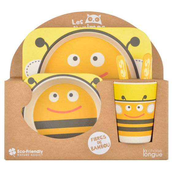 KIDS LUNCH SET BEE: