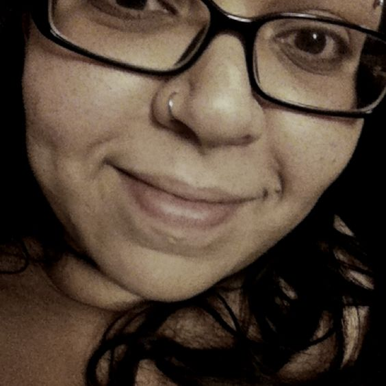 My nose ring. You may not like it but my husband thinks its hot so I don't care. :)